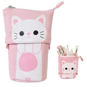 Cat Lover Pencil Bag