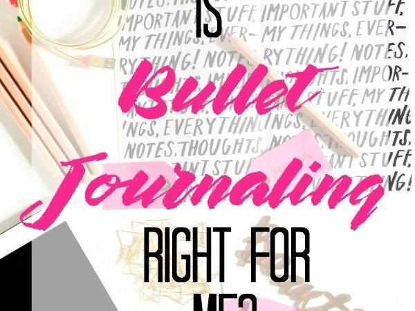 Why Bullet Journaling Can Work for Anyone