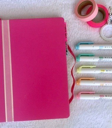 personalize your bullet journal cover with these unique and crafty methods