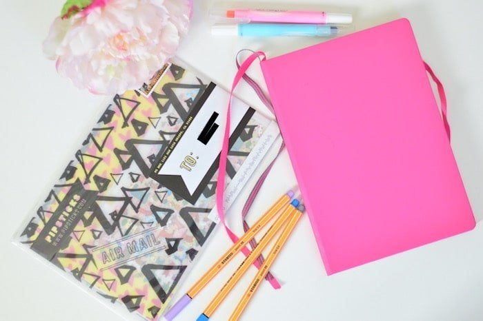 Pipsticks Sticker Subscription Box for your bullet journal
