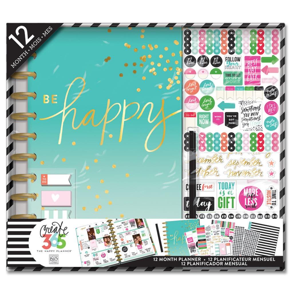 The Happy Planner. Bullet journal Alternatives