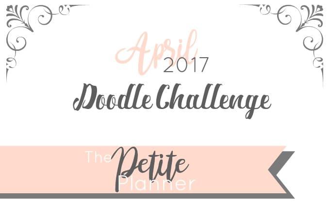 April 2017 Doodle Challenge