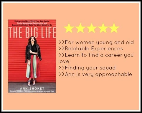 Ann Shoket's The Big Life for young women