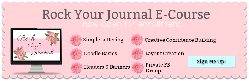 5 Free Printable Bullet Journal Weight Loss Pages - The