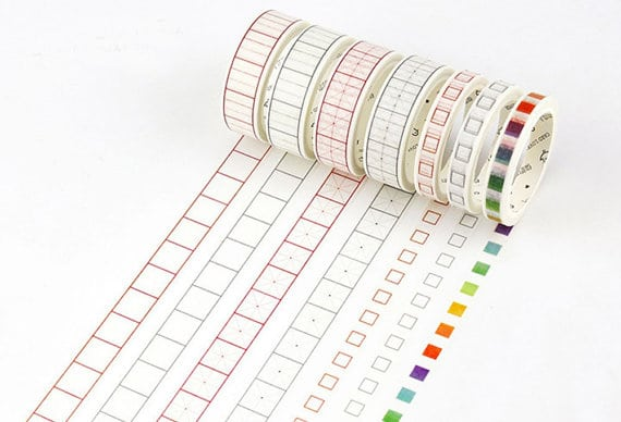 To-Do List Washi Tape for your bullet journal