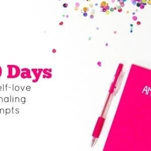self-love journaling prompts