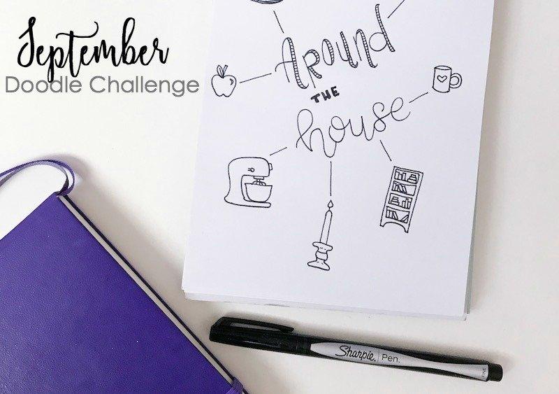 September Doodle Challenge