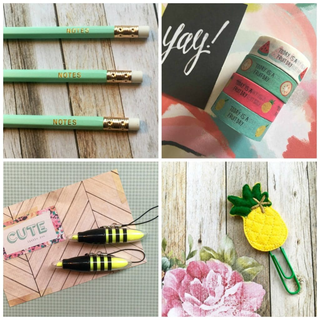 Etsy Shops for the Stationery Addict