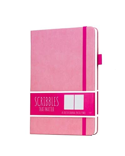 Grab the scribbles that matter pro journal for your 2018 bullet journal