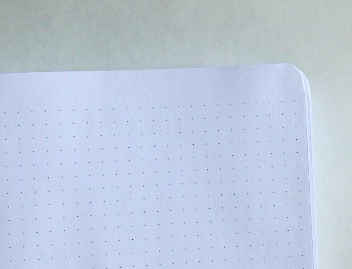Artist's Loft Dot Grid Journal Review