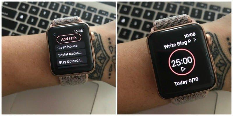 Apple Watch 3 Be Focused App