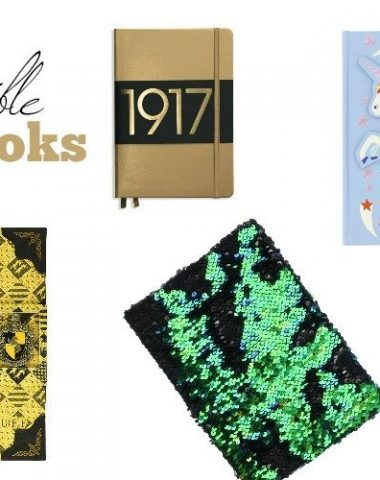 10 Irresistible Notebooks you need in your collection right now