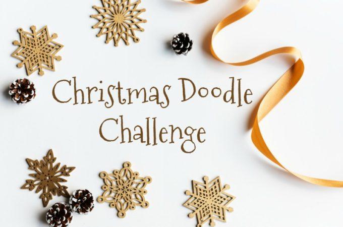 Christmas Doodle Challenge: December 2017