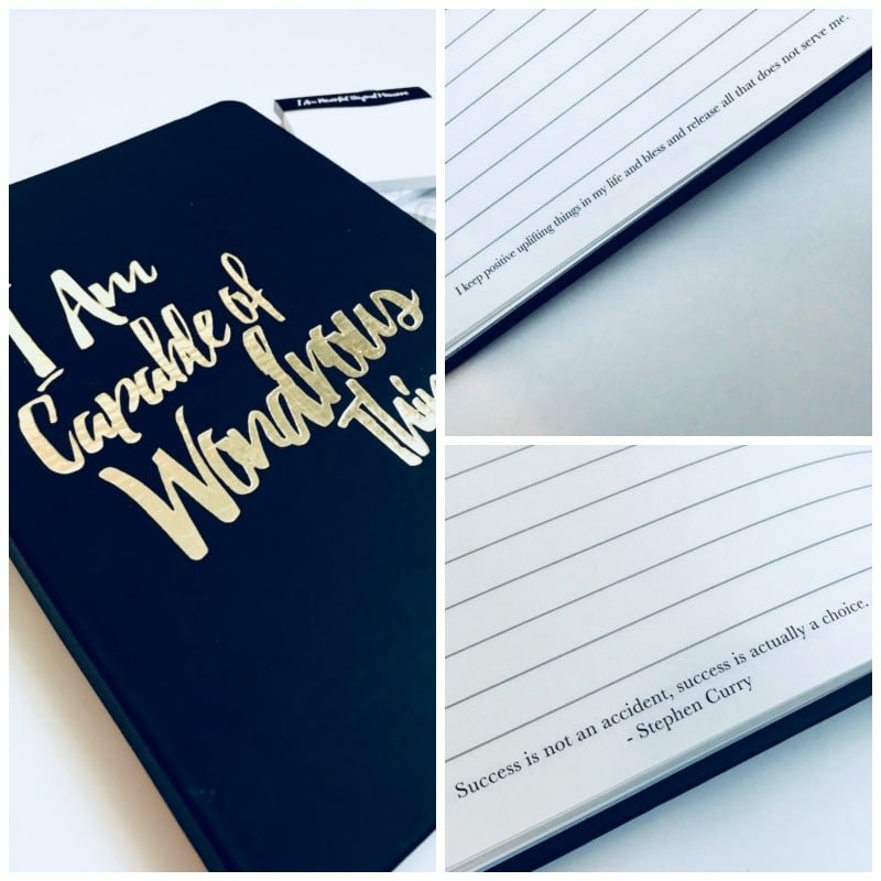 Achieve you Goals with an Affirmation Journal