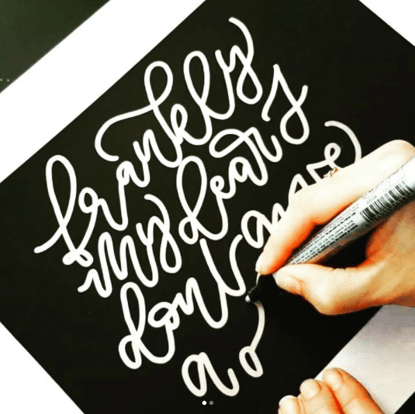 Tips to find your lettering style