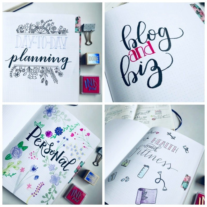 The Best tips to help you migrate your bullet journal for the New Year