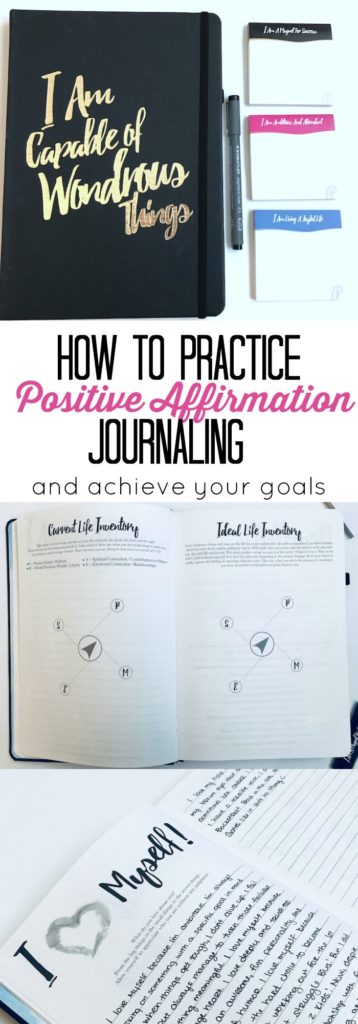 Learn how Positive Affirmation Journaling can help you achieve your goals and build confidence