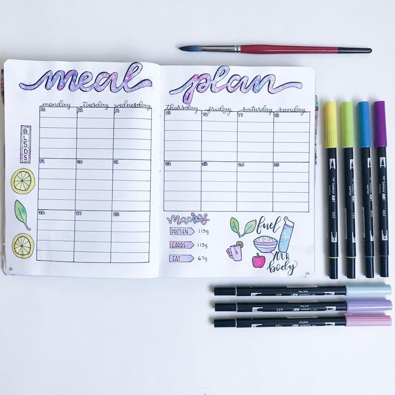 Want your bullet journal instagram account to go viral?