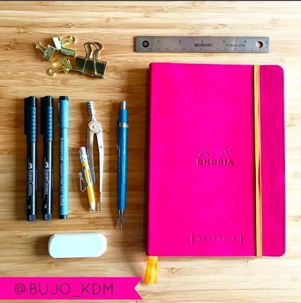 Bullet Journal Supplies You Must-Have