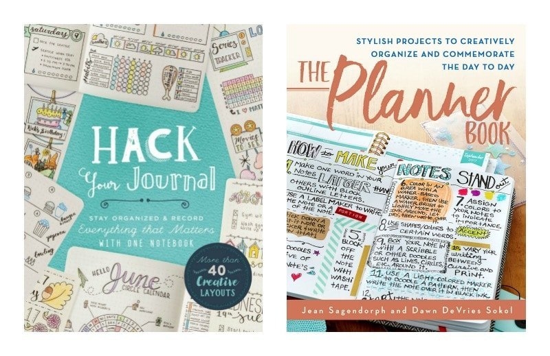 Bullet Journaling Books