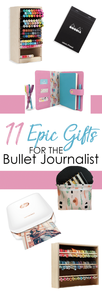 Epic Gift Guide for the Bullet Journalist in your Life