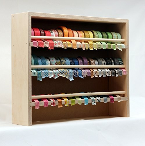 Washi Tape Storage and Dispenser