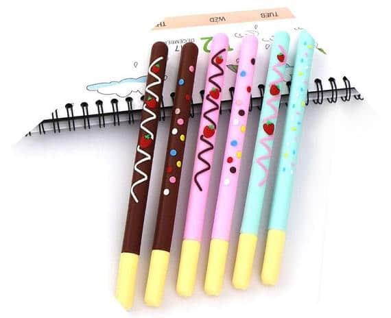 Scented Dessert Pens