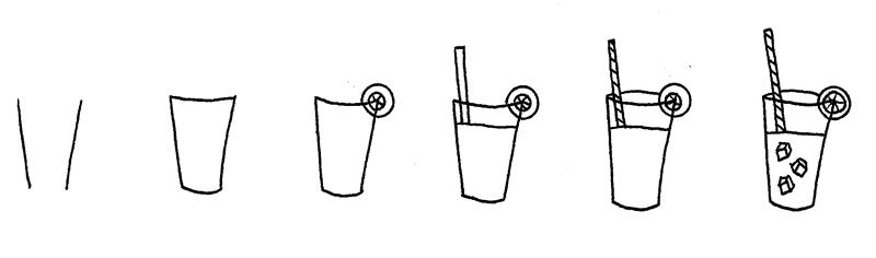 How to Doodle Lemonade