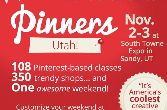Pinners Utah 2018: Come Set Up Your 2019 Bullet Journal With Me