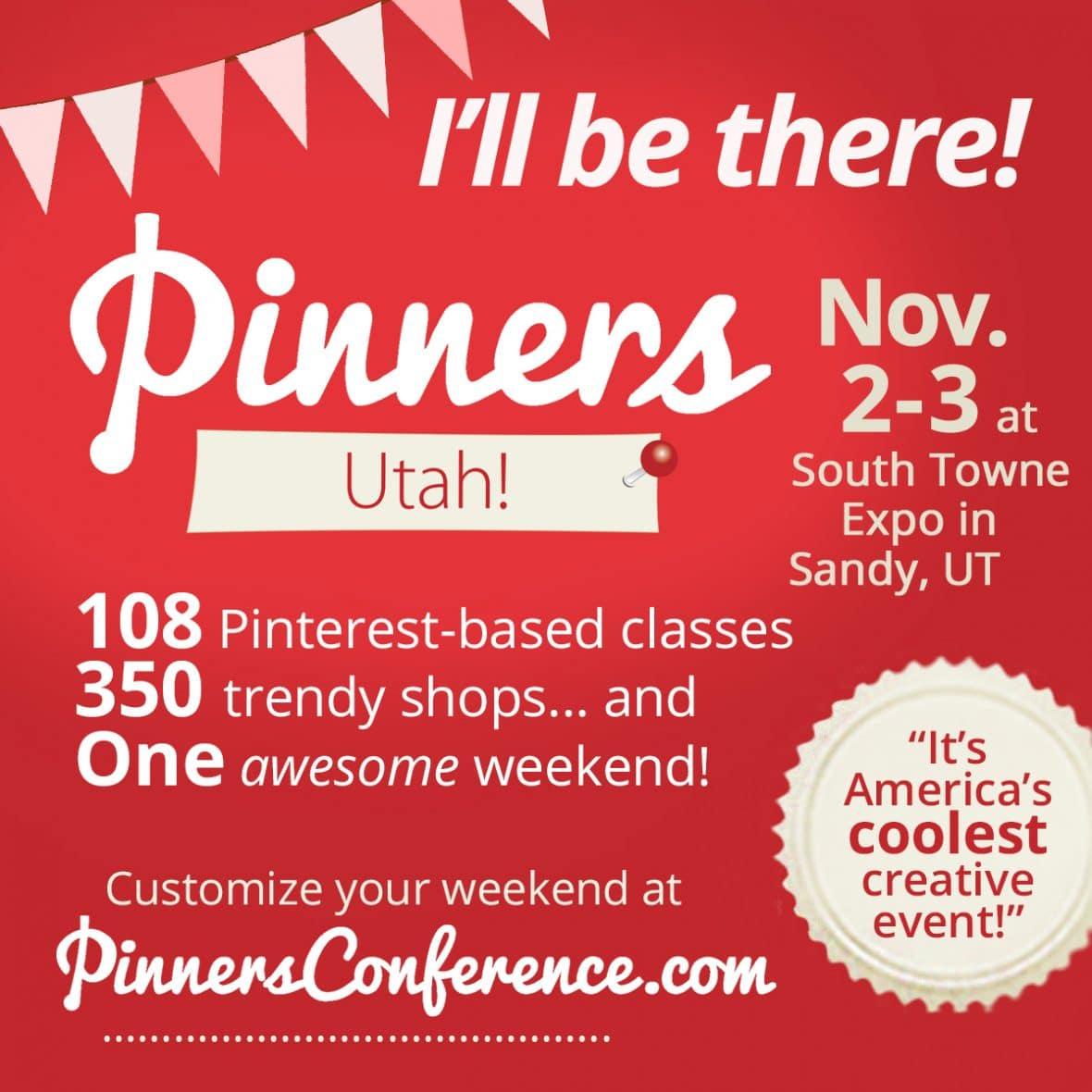 Pinners Utah 2018