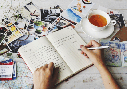 6 Ways Writing Positively Can Affect Your Psyche