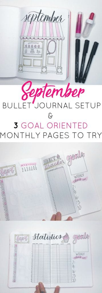 The best bullet journal monthly pages to help you achieve your goals