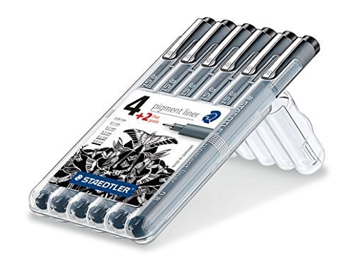 Fineline Pens for Your Bullet Journal