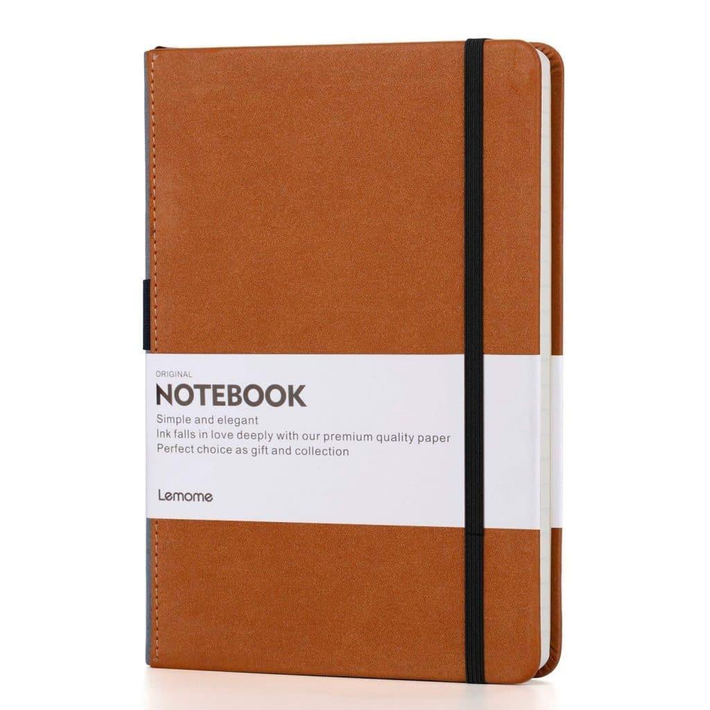 Lemome Notebook for Bullet Journal