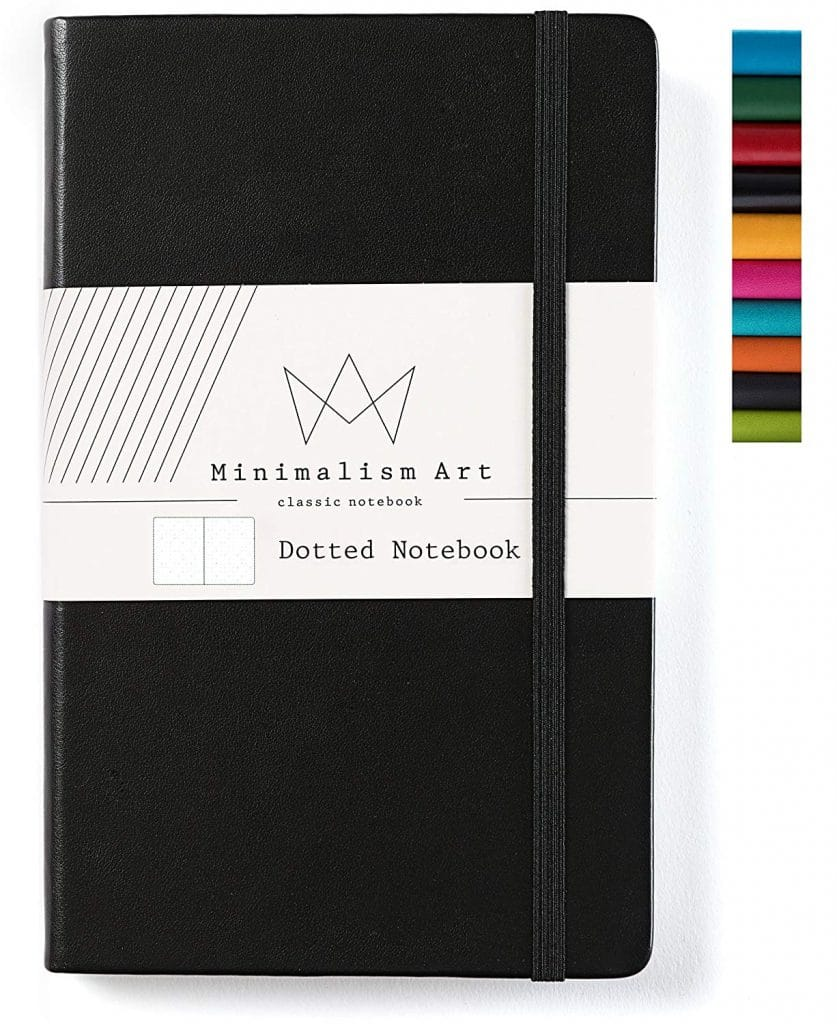 Cheap Dot Grid Notebooks to Use for Your Bullet Journal