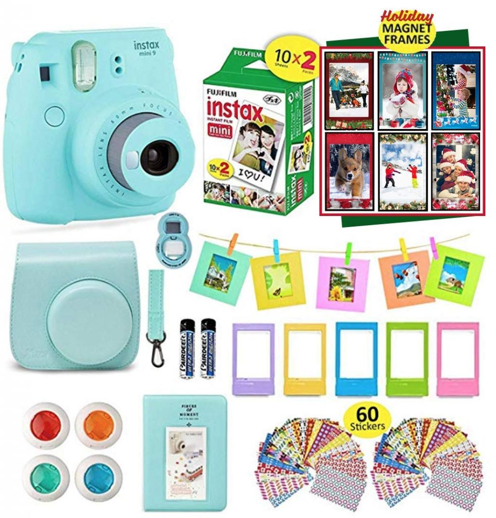 The Ultimate Bullet Journal Gift Guide of 2018: The Fujifilm Instax Mini 9