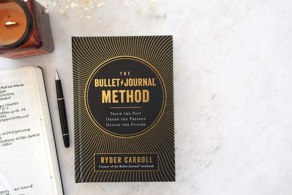 The Ultimate 2018 Bullet Journal Gift Guide: The Bullet Journal Method
