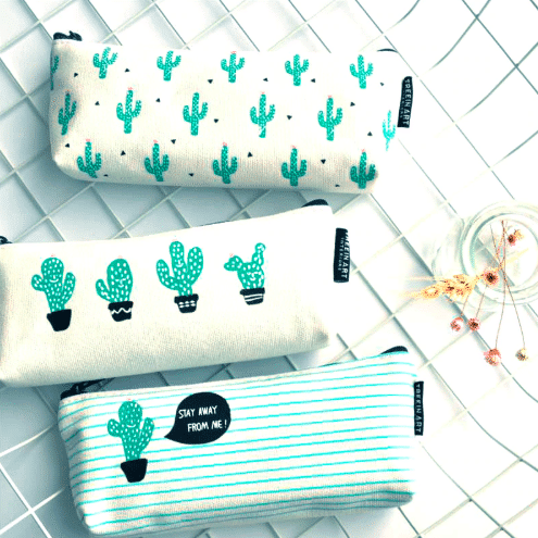 The cutest pencil bags for your bullet journal pens