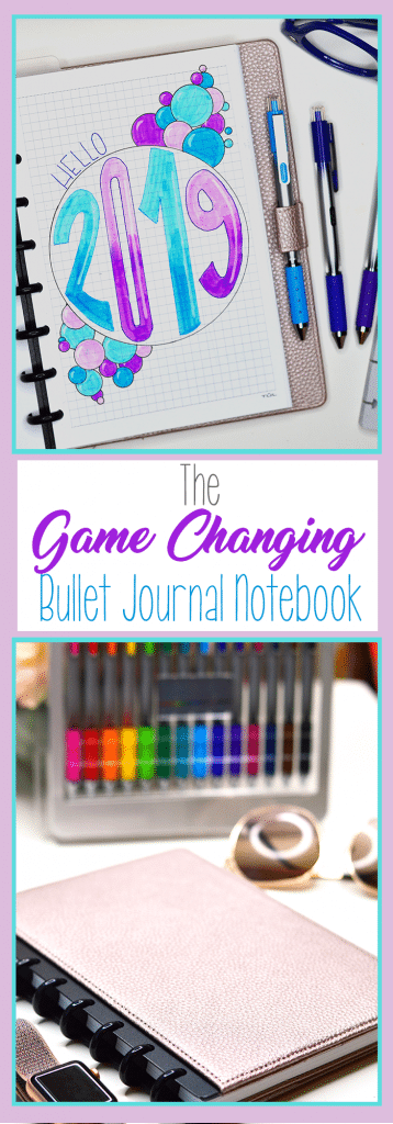Using a Discound Notebook for your Next Bullet Journal