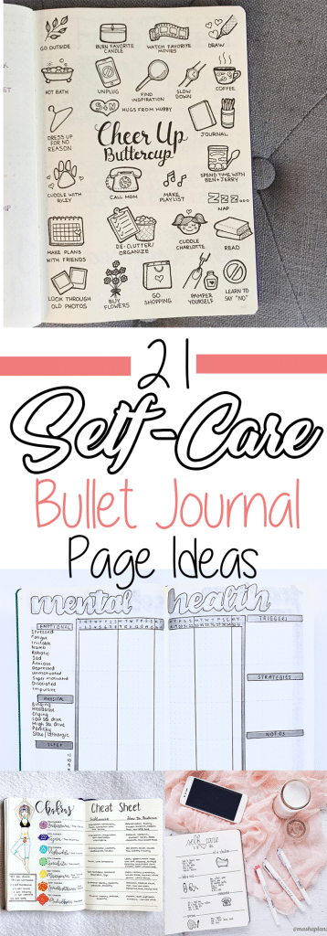 Have you tried these self-care bullet journal ideas yet?