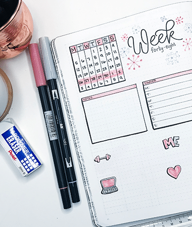 5 Bullet Journal Mistakes to Avoid as a Newbie