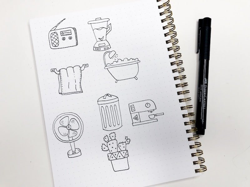 Learn how to doodle with these 5 free resources