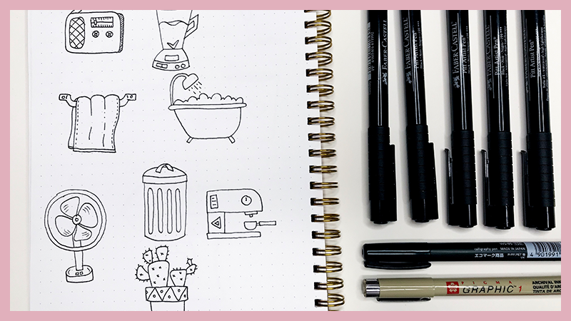 5 Free Resources to Learn How to Doodle