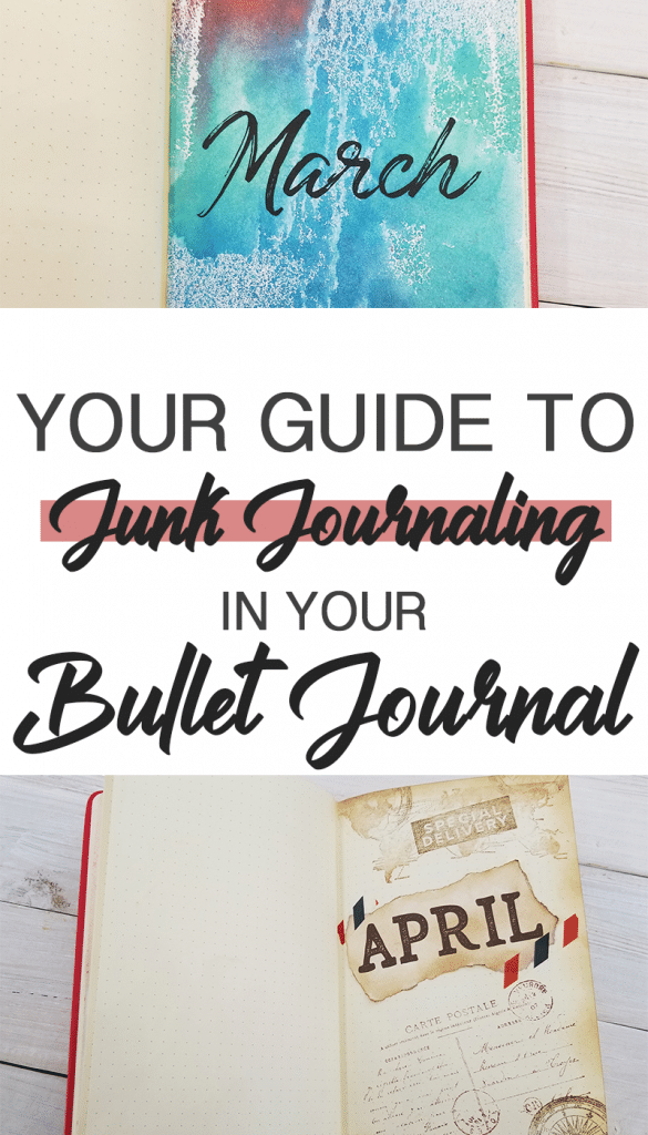 The Ultimate Guide to Junk Journal Techniques in Your Bullet Journal