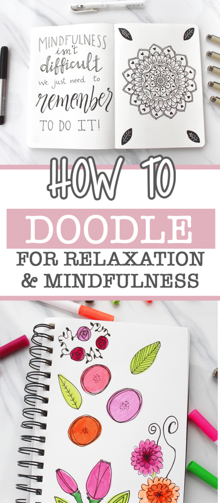 How to Doodle for Relaxation and Mindfulness
