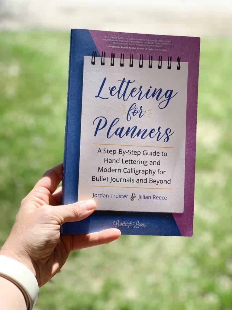Lettering for Planners by Jillian and Jordan, Loveleigh Loops