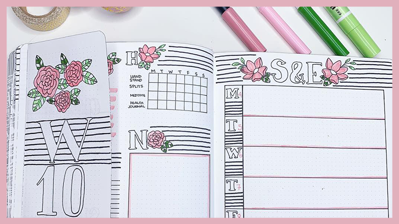 The Pros and Cons of Bullet Journaling