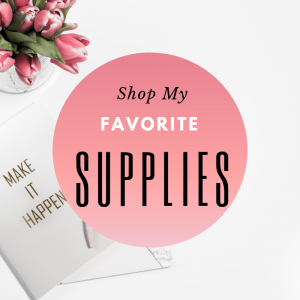 My Favorite Bullet Journal Supplies on Amazon