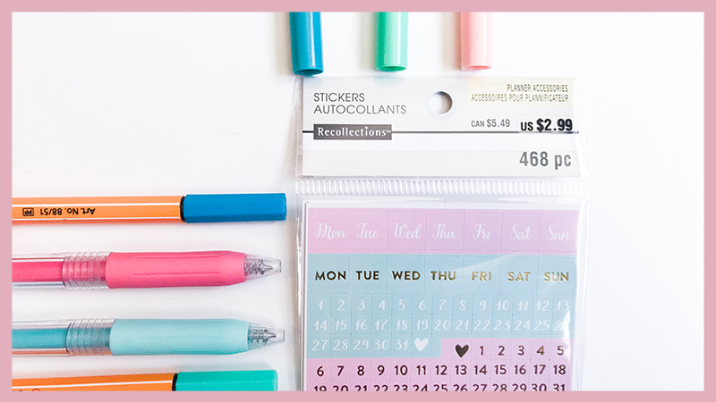 The best bullet journal supplies on Amazon in 2019