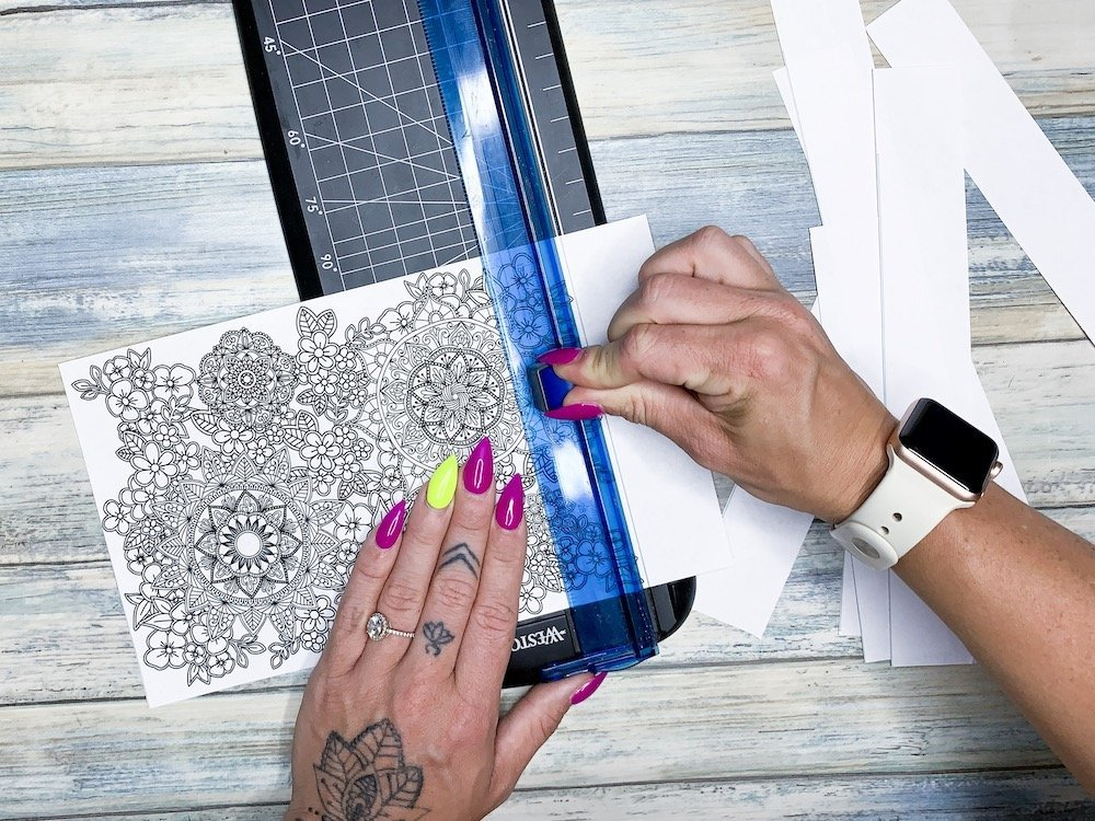 The best supplies for printable coloring pages
